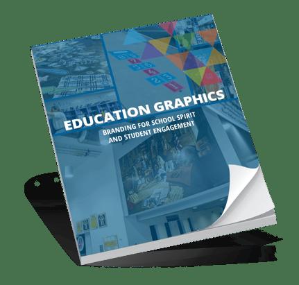 Vomela Education Graphics - branding for school spirit-Landing Page Image